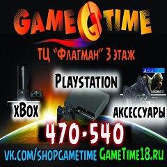 ������� GameTime ��������� � �������������
